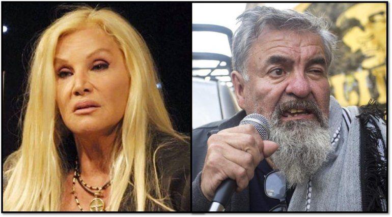 Susana Giménez llevará a la justicia al dirigente Raúl Castells, quien la insultó y ofendió