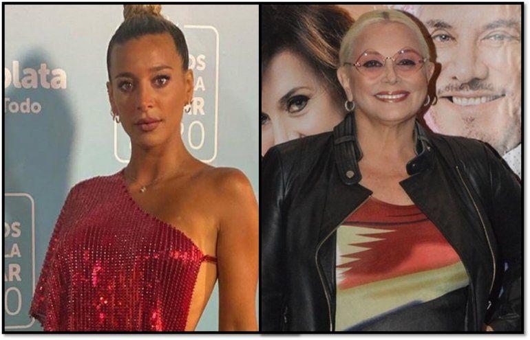 Sol Pérez se bajó de la temporada de teatro y Carmen Barbieri se enteró al aire de la noticia: Nadie me comunicó nada