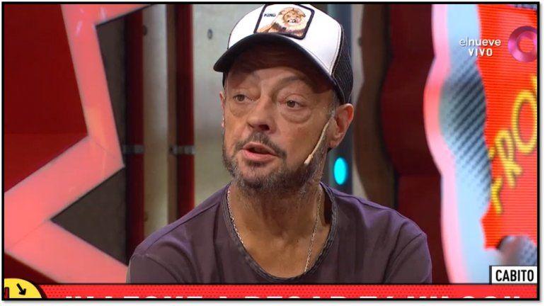 Cabito volvió a pegarle duro al programa de Matías Martin y dio su versión sobre por qué contrataron a Malena Guinzburg