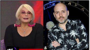 carmen barbieri enfurecida con muscari: es clasista y nazi