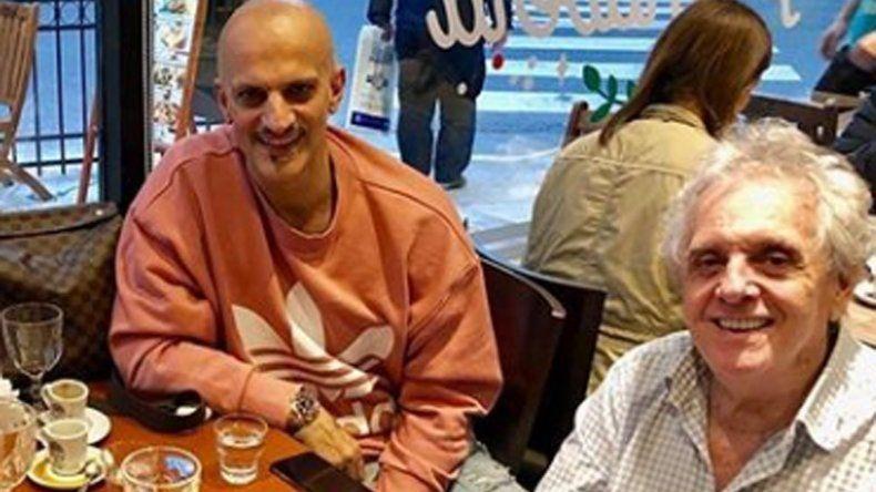 Gasalla y Guillermo Marín llegaron a un acuerdo por el final de temporada