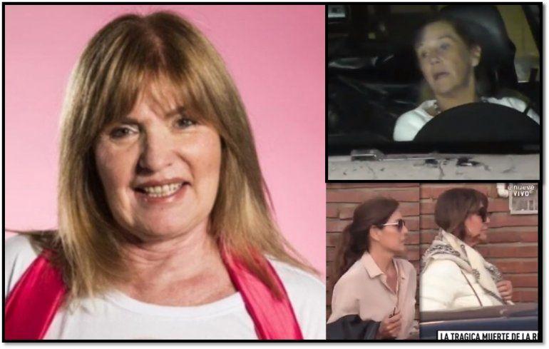 Las imágenes del último adiós a la rrpp Sofía Neiman en Uruguay