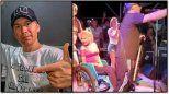 Tras la furia de Pablo Lescano ahora se difunde el video completo del cantante con la joven discapacitada