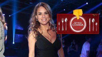 Marina Calabró feroz contra Divina Comida: se le ven los hilos