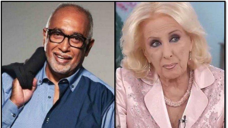 González Oro gastó a Mirtha Legrand cuando la conductora se enteró que Marcos Carnevale tenía novio