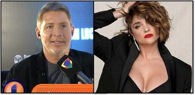 Adrián Suar contó intimidades de su época en pareja con Araceli: Me puteaba como nadie y nos agarrábamos de los pelos