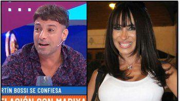 La divertida anécdota que Martín Bossi contó sobre cuando salió con Marixa Balli