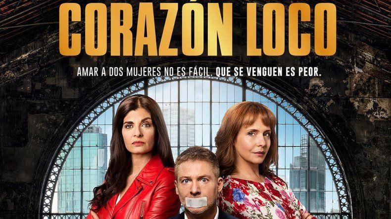 Suspenden el estreno de Corazón Loco, la nueva película de Adrián Suar