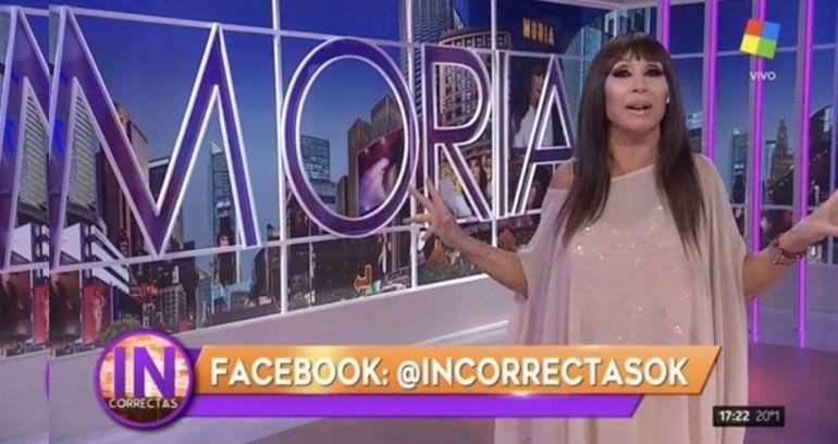 Una de las panelistas preferidas de Moria Casán dejaría Incorrectas