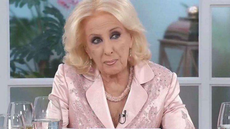 ¿Qué pasará el próximo fin de semana con Mirtha Legrand?: continúa o se queda en cuarentena