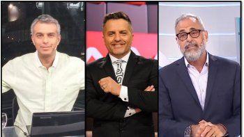 Massacessi opinó de sus colegas y entre De Brito y Rial eligió al conductor de Intrusos: Ángel es un personaje y no me gustan los personajes de la tele