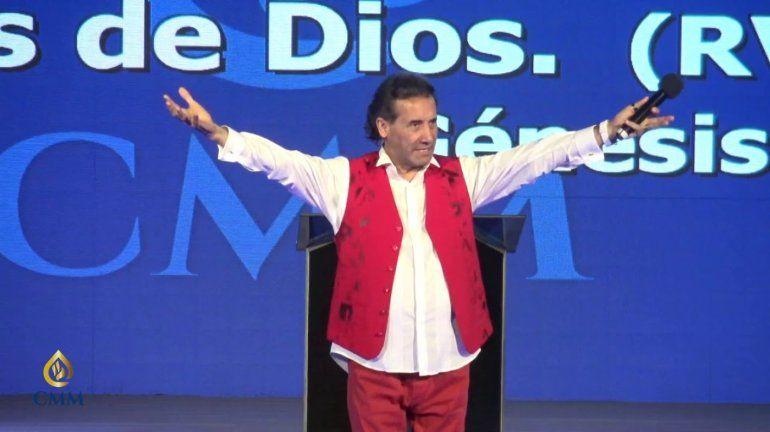 Imputan al pastor Giménez por posible venta de alcohol en gel como cura milagrosa