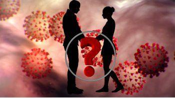 Romance interrumpido por el coronavirus: hace poco que salen pero ahora la pandemia los aleja