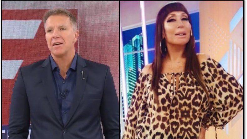 Alejandro Fantino arrancó su programa y destacó a Moria Casán: este es su horario