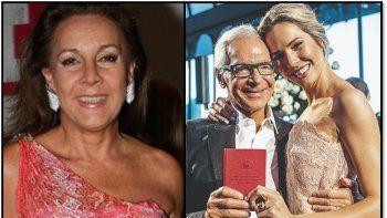 Mónica Gonzaga sin filtro: Estoy preocupada por Costantini; si no se lo lleva el Coronavirus se lo lleva Elina