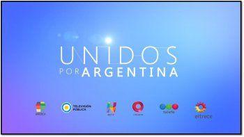 unidos por la argentina: el especial que reune a las estrellas mas importantes