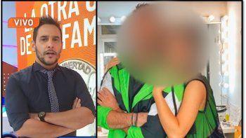 la otra cara de los famosos: pareja laboral corre peligro