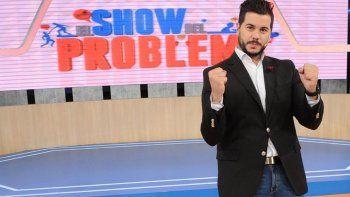 Nicolás Magaldi volvería al clásico formato de El show del problema a partir de Mayo