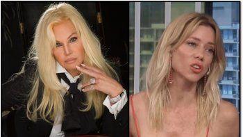 Susana Giménez la liquidó: Nicole es una estúpida; no sabe de televisión y no sabe de nada