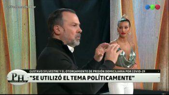 El tenso cruce entre Gustavo Sylvestre y Sol Pérez