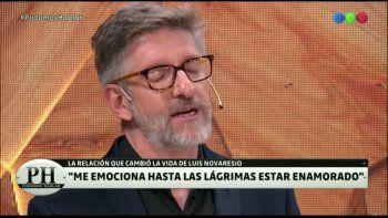 Luis Novaresio y una tremenda confesión al aire de Podemos Hablar