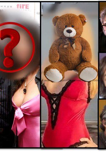 Escandalones: más fotos de famosos viejas; una vedette obsesionada con los peluches; una pareja en crisis y los cruces de Tini y Yatra