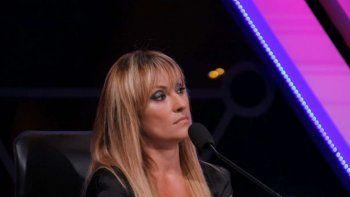 marcela tauro rompio el silencia despues del escandalo en intrusosjamas hablare mal de rial