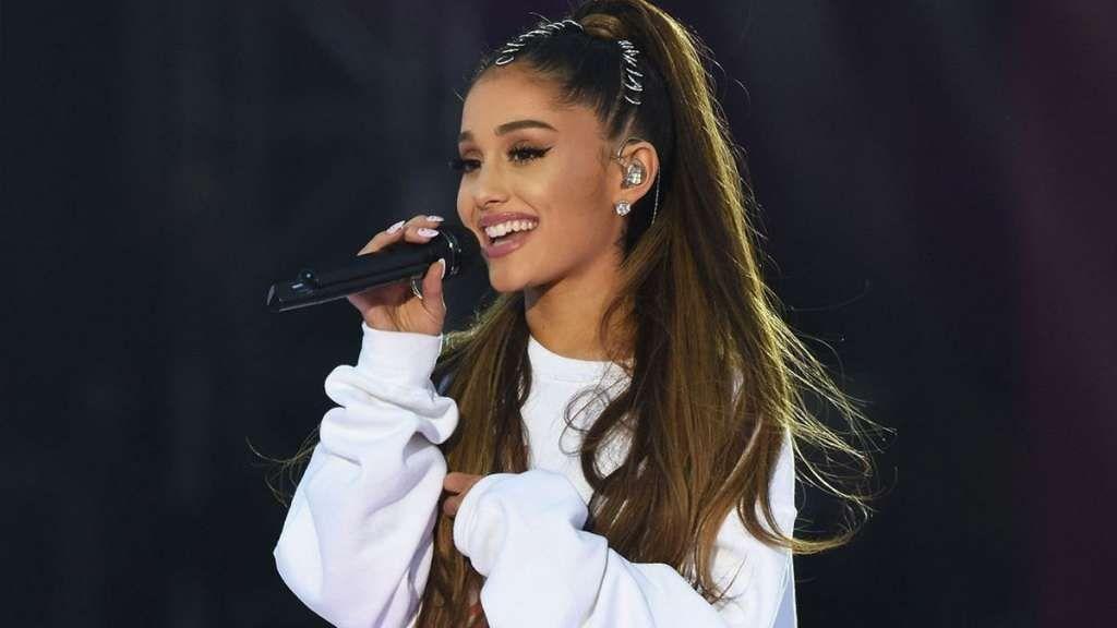Ariana Grande presenta oficialmente a su nuevo novio en el vídeo del clip con Justin Bieber