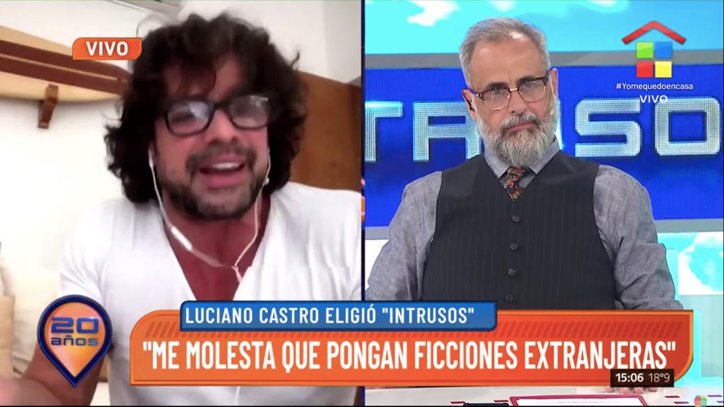 Luciano Castro caliente con la situación actual: La gente se muere de hambre y suben los precios
