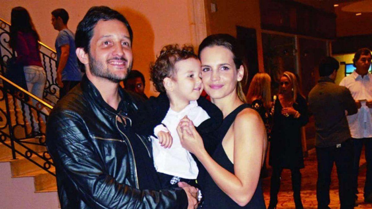 Nació Mía, la hija de Germán Paoloski y Sabrina Garciarena