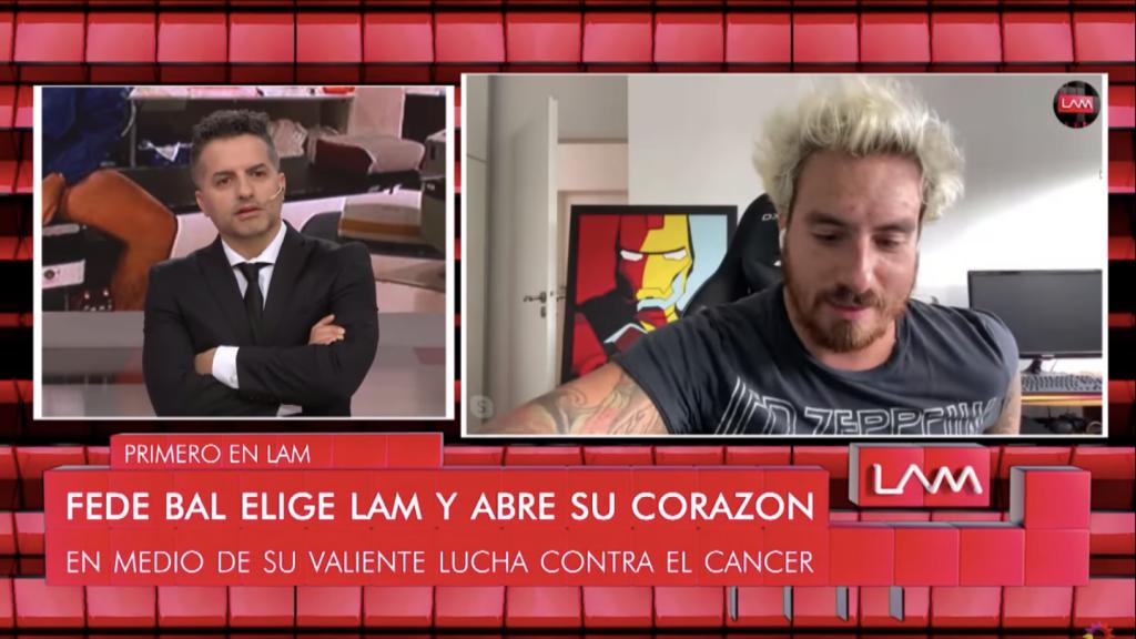 Fede Bal contó el hermoso gesto que tuvieron Lopilato y Michael Bublé tras enterarse que tiene cáncer