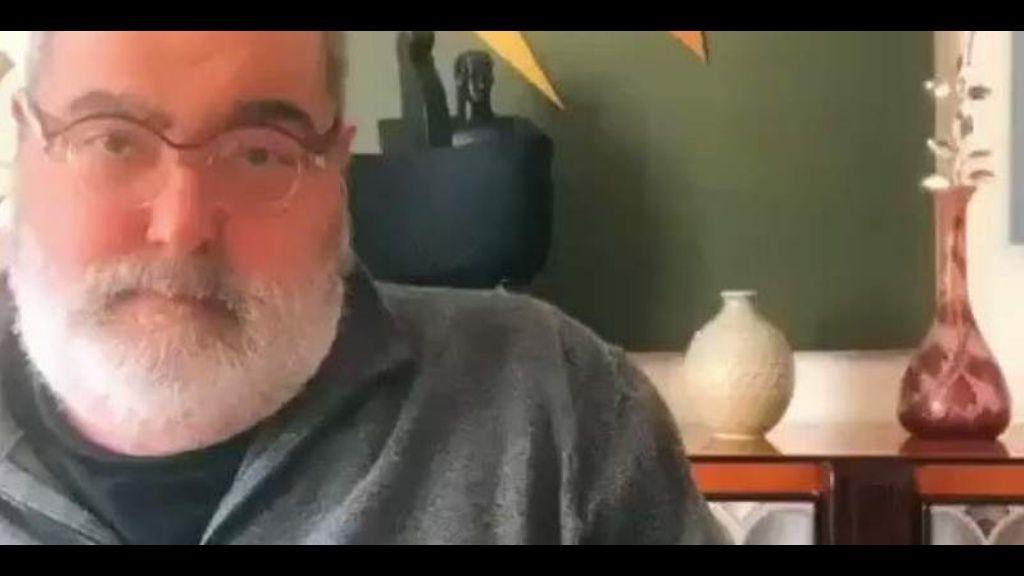 Jorge Lanata se sumó a TikTok con un bailecito y las redes explotaron