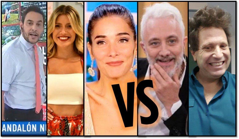 Escandalones: Laurita habló de la crisis con Cabré; la guerra feroz de Andy y Juanita Viale; la misteriosa mandíbula de Bebe Contepomi