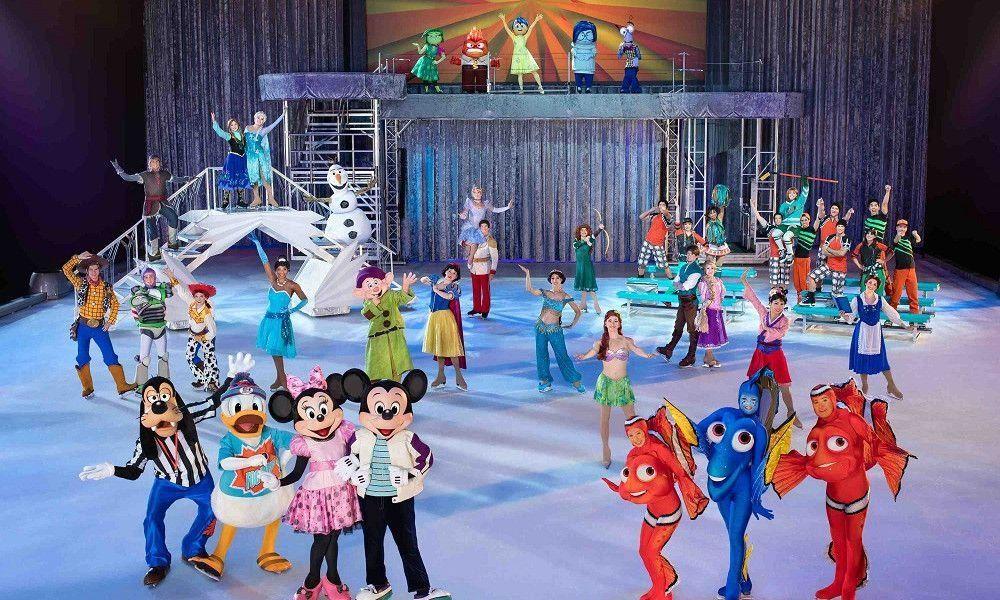 Se suspende la gira de Disney on Ice por la pandemia
