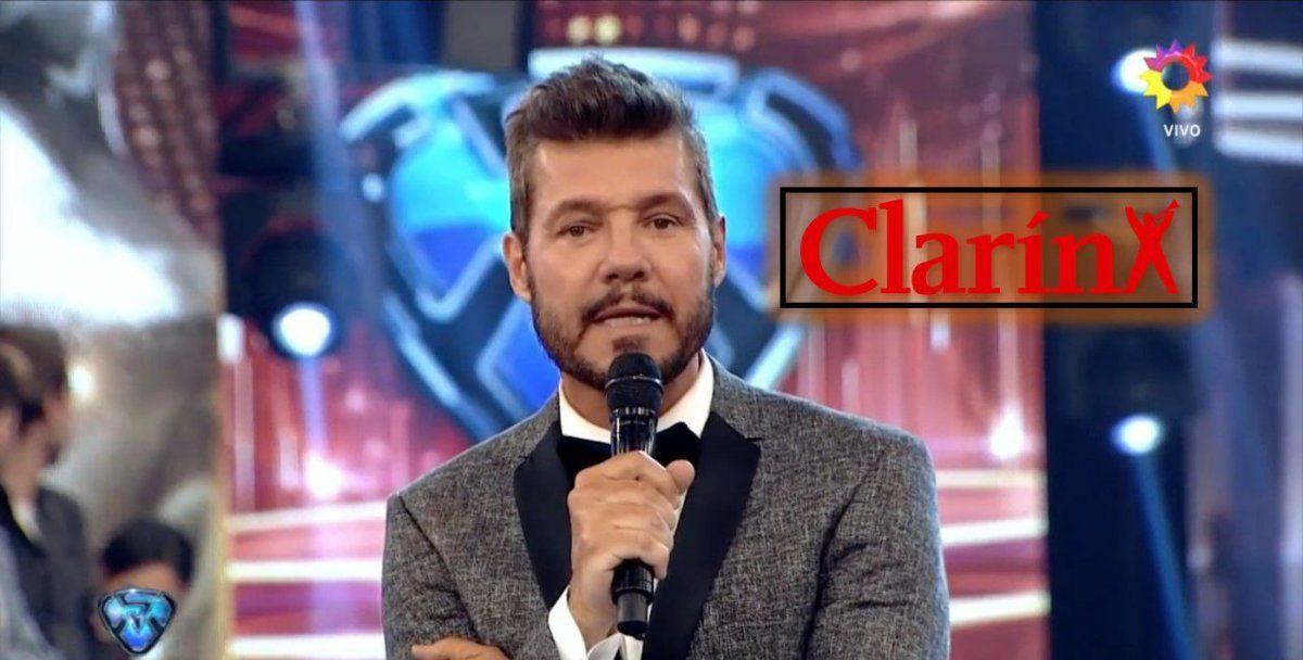 Marcelo Tinelli furioso: Clarín miente, me atacan sistemáticamente
