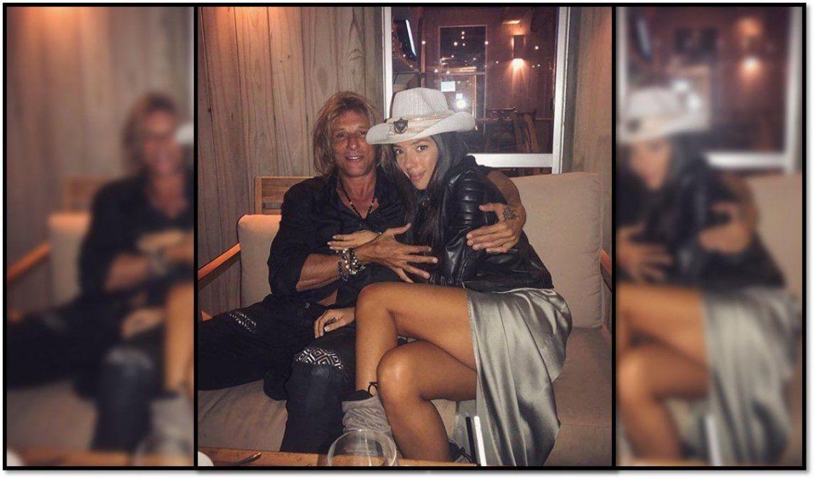 No se aburren: Sofía Bonelli publicó una foto súper hot en la cama junto a Caniggia
