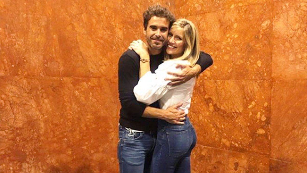 Laurita Fernández viajó sola y crecen los rumores de una crisis con Nicolás Cabré