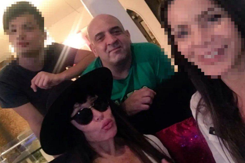 El chofer y colaborador de Moria Casán está detenido como enlace en una causa por drogas