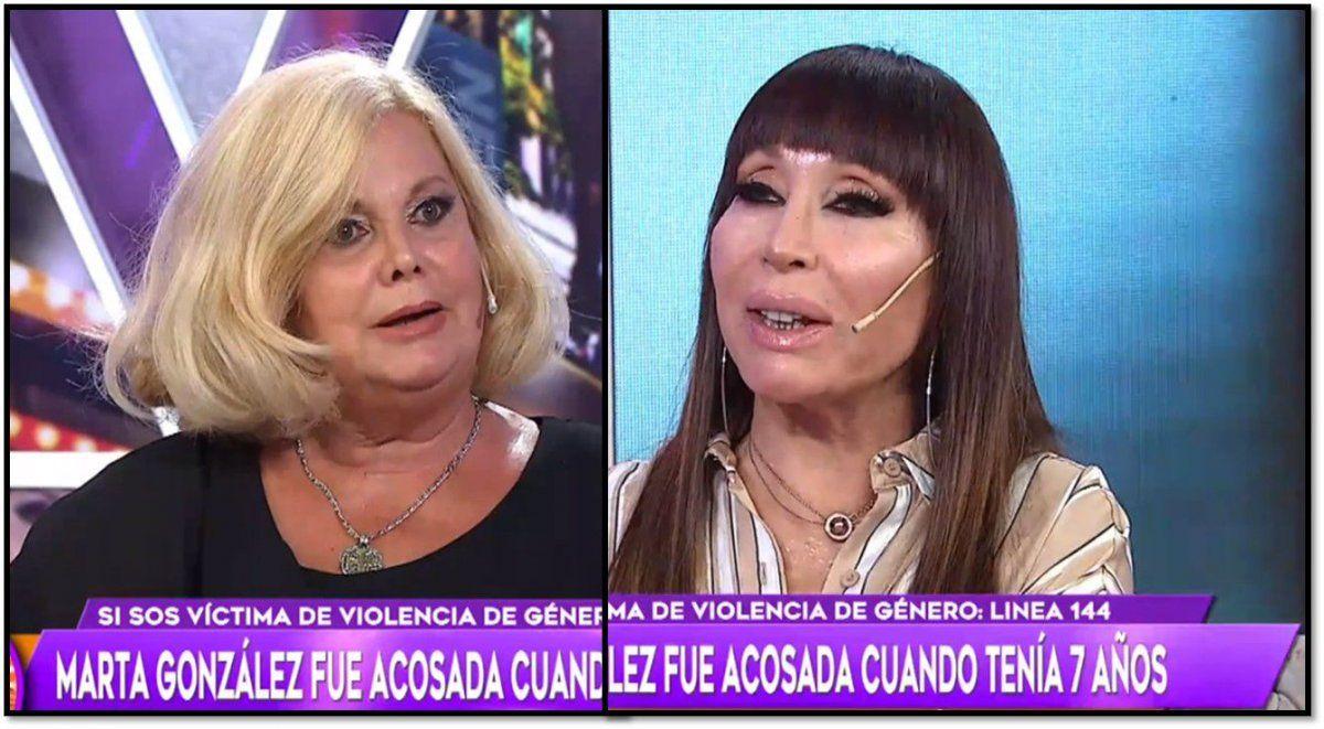 El dramático momento de Marta González, que pudo contar 60 años después: A los 7 años fui acosada por un hombre