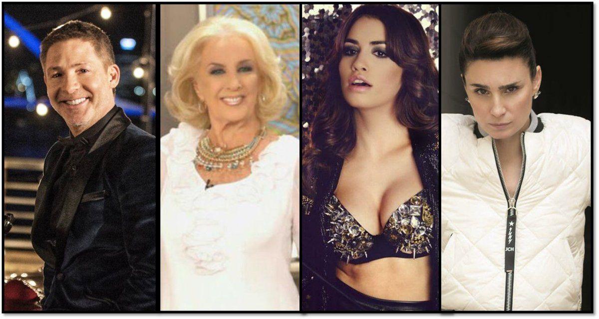Adrián Suar recibirá esta semana a Mirtha Legrand, Lali Espósito y a Valeria Bertuccelli