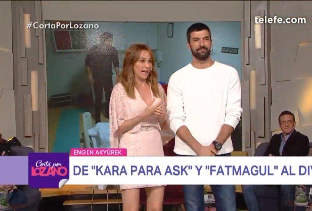 Vero Lozano cuenta qué pasó con el turco de Fatmagül: No le dijeron que era en vivo; teníamos todo listo y...