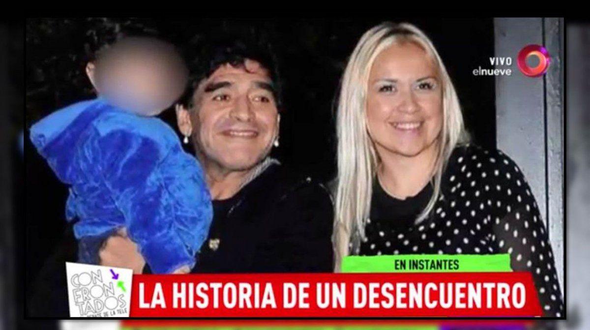 La historia secreta del desencuentro de Maradona y su hijo Diego Fernando: ¿por qué lo plantó?