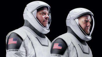SpaceX y el diseñador mexicano detrás de los trajes