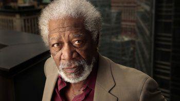Morgan Freeman y Donald Trump efrentados