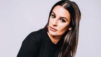 Lea Michele fue acusada de racista por una actriz de