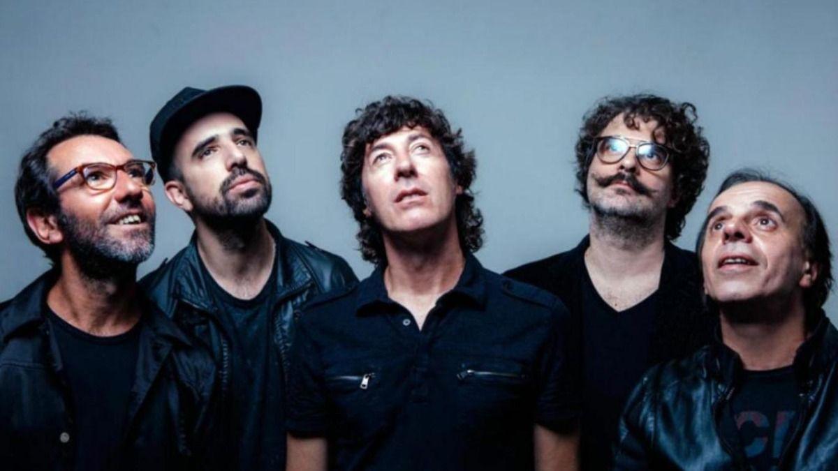 La banda uruguaya El Cuarteto de Nos