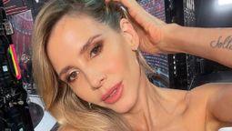 Guillermina Valdés, modelo y jurado de La Academia de Showmatch