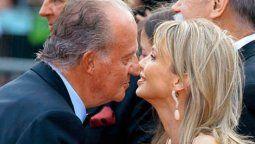 Es una traidora: Las graves acusaciones contra la amante del Rey Juan Carlos