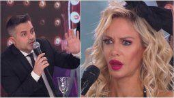 No es la primera vez que Luli Salazar y Ángel de Brito se enfrentan en Twitter