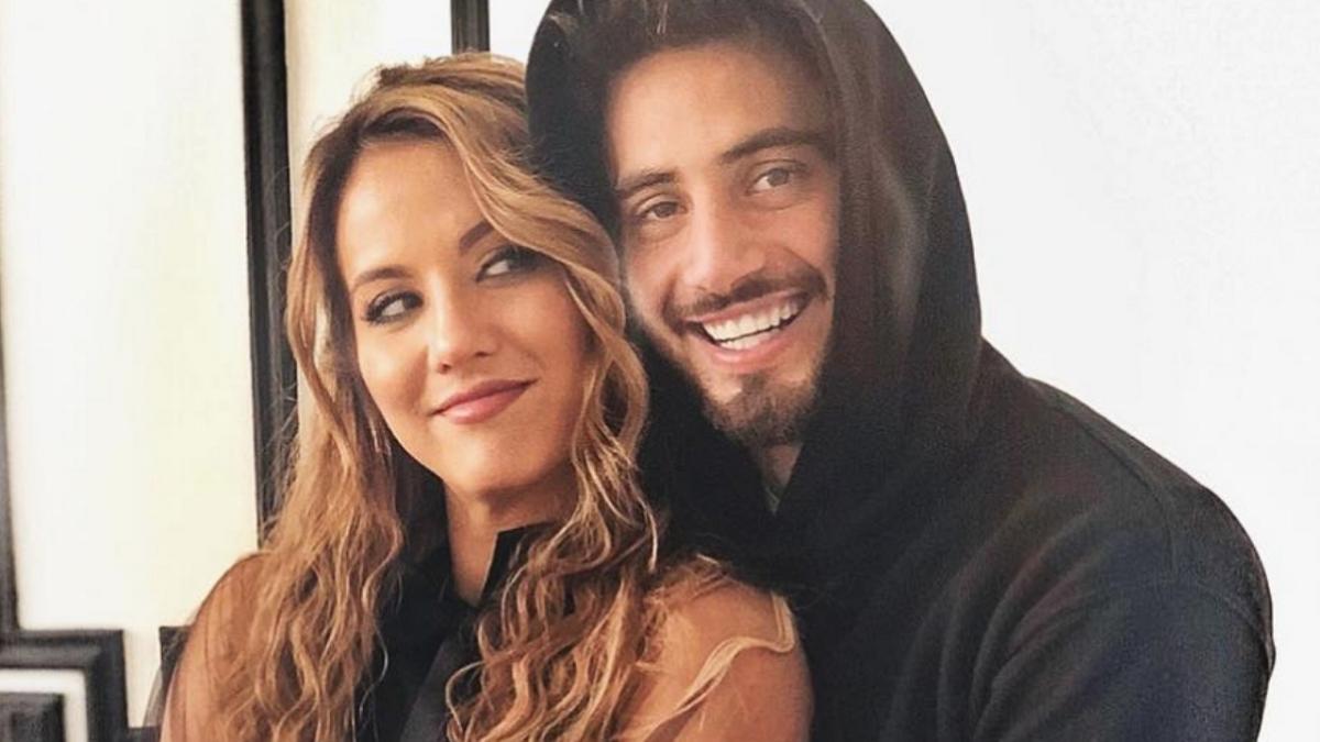 Flor Vigna habló de su relación con Nico Occhiato